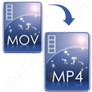 MOV (QuickTime) to MP4