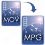 MOV (QuickTime) to MPG