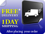 NEXT DAY DELIVERY. orders taken up to 8.00pm