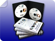 A sample of your DVDs